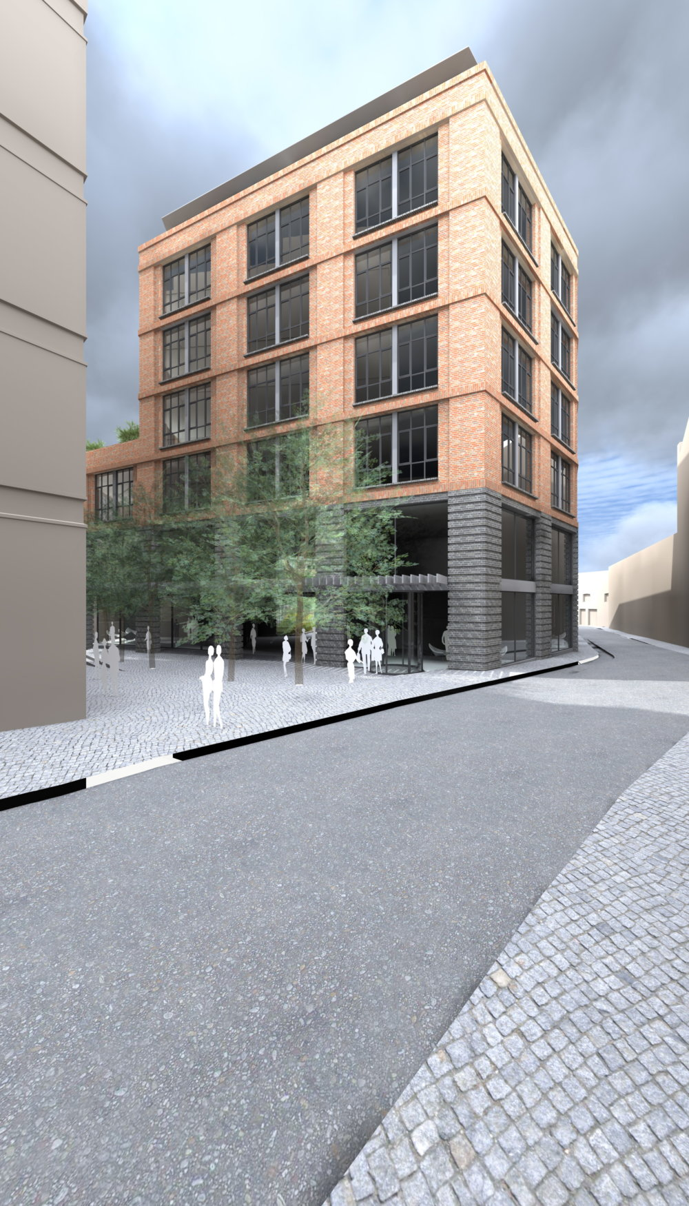 Stiff + Trevillion gains planning consent for new project in SE1