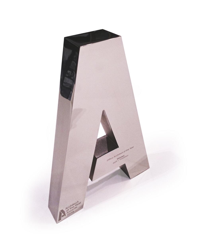 Stiff + Trevillion win at Architect of the Year Awards 2013