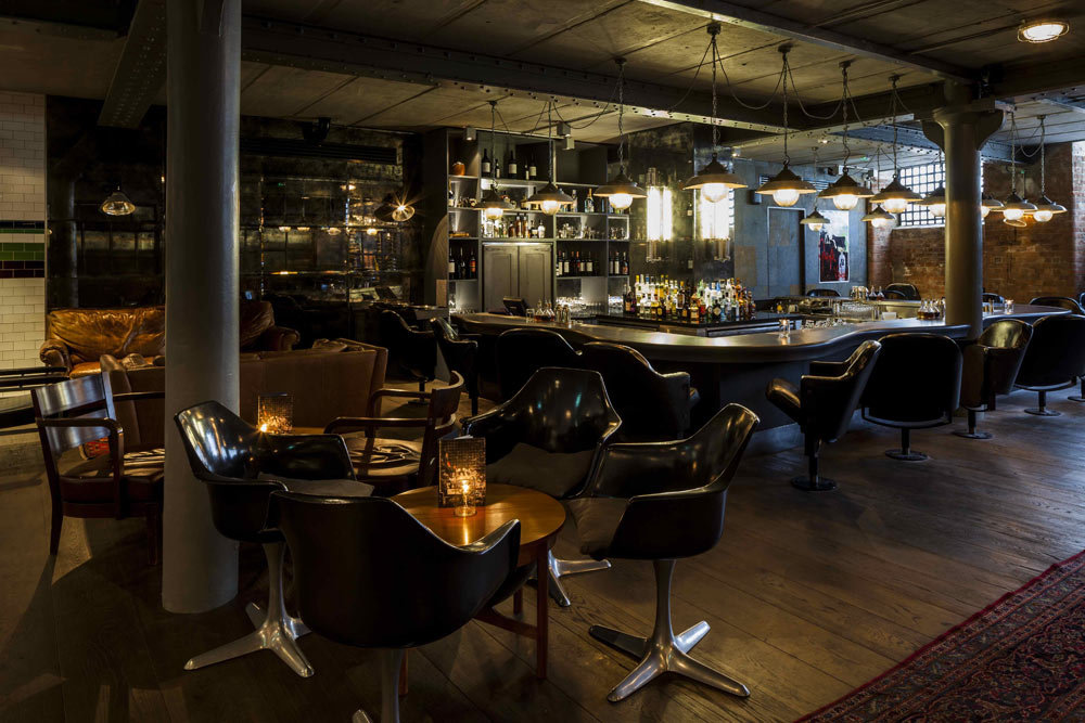 Hixter Bankside opens - Second S+T collaboration with  Mark Hix