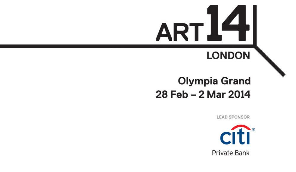 Stiff + Trevillion show architects at Art14, 28 February - 2 March, London Olympia