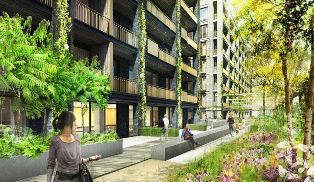 Stiff + Trevillion's 'Exemplary' scheme for The Alchemi Group recieves planning consent