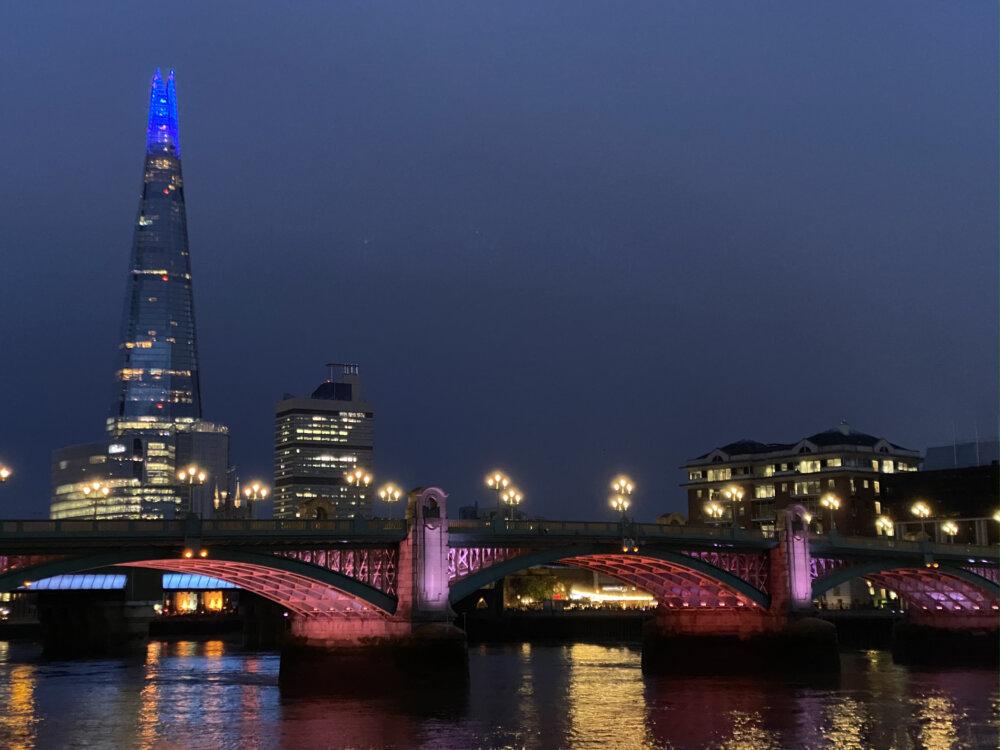 The Illuminated River
