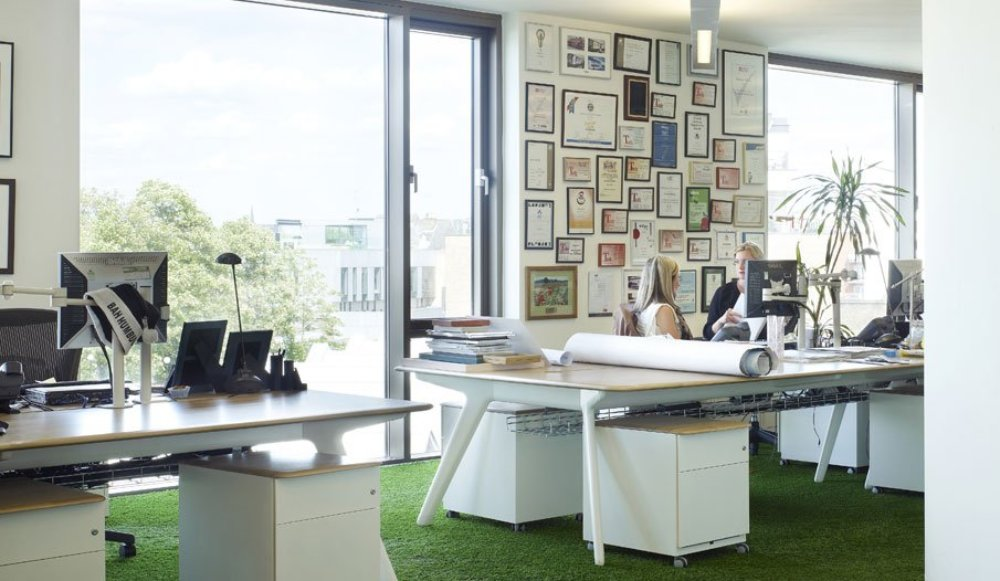 Innocent HQ named Top Ten Office by Knight Frank's Global Cities Report 2015