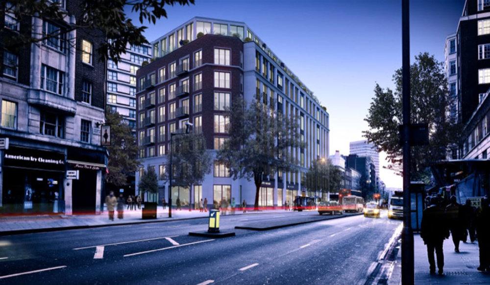 'Unanimous approval' for Stiff + Trevillion's Regent House scheme