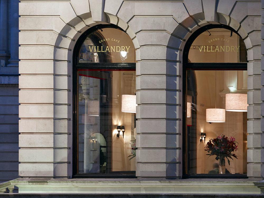 Villandry St James shortlisted for NAS Design Partnership Awards 2014