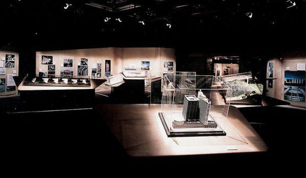 New Urban Environments Exhibition, Royal Academy