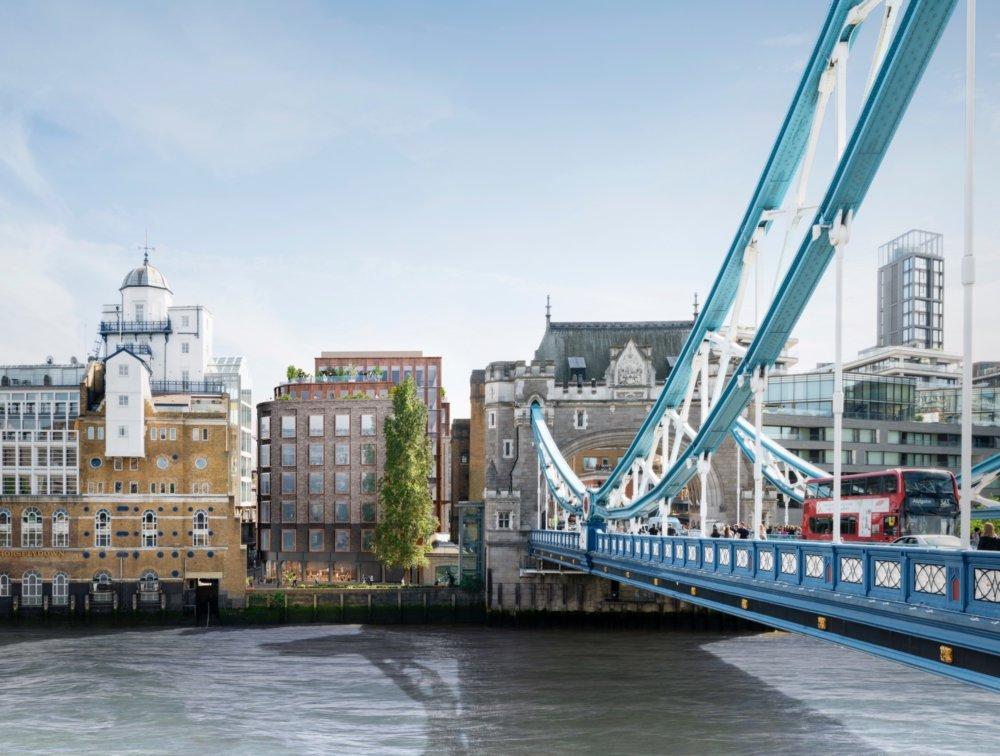 Tower Bridge Court, SE1