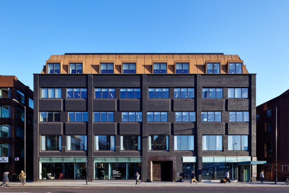 201 Borough High Street - Exterior