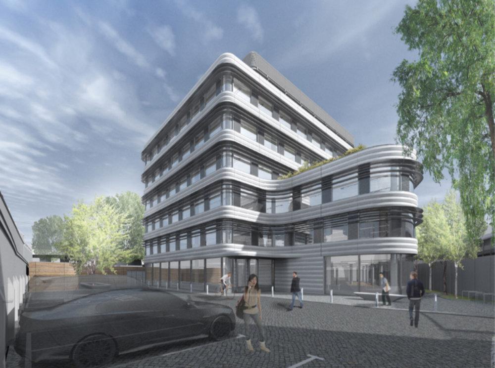 The Ribbon Building, Bramley Road, W10