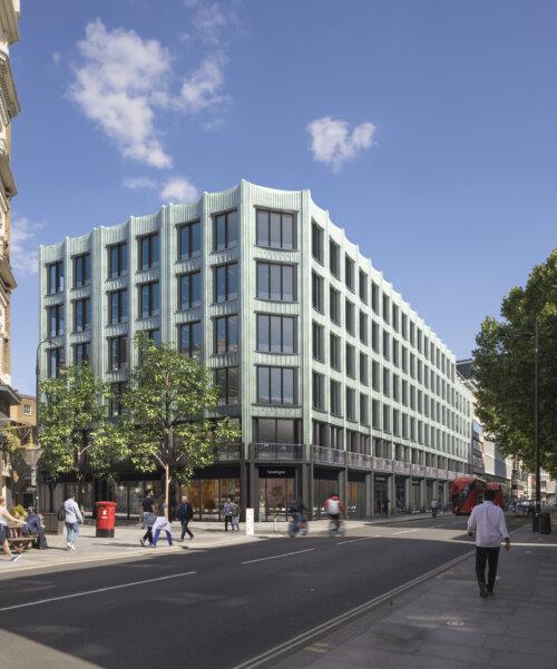 247 Tottenham Court Road / The Fitzrovia W1