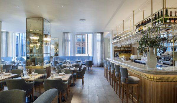 The Corner Restaurant - Selfridges London