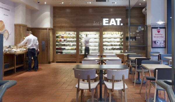 EAT - The Strand