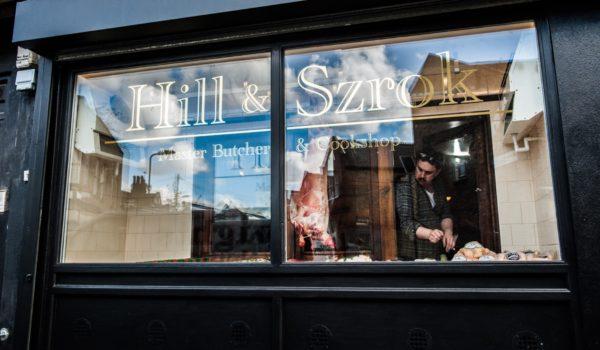 Hill & Szrok, Broadway Market