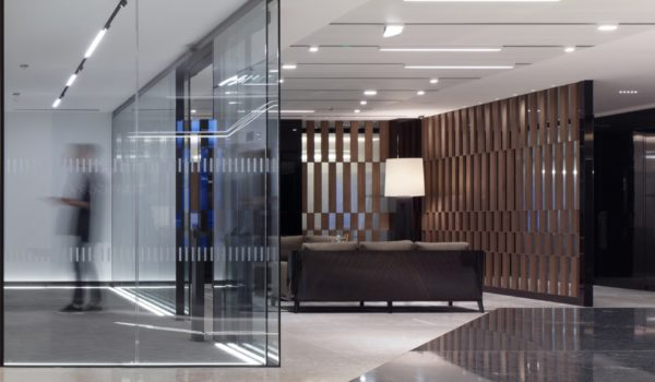 London Office Interior