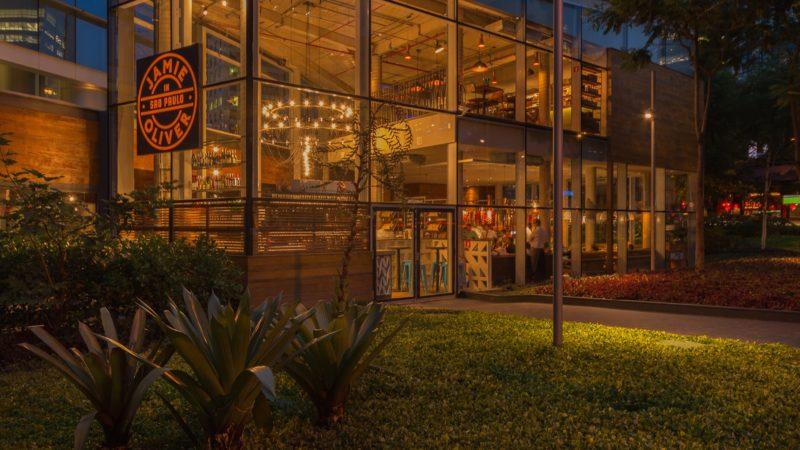 Jamie's Sao Paulo